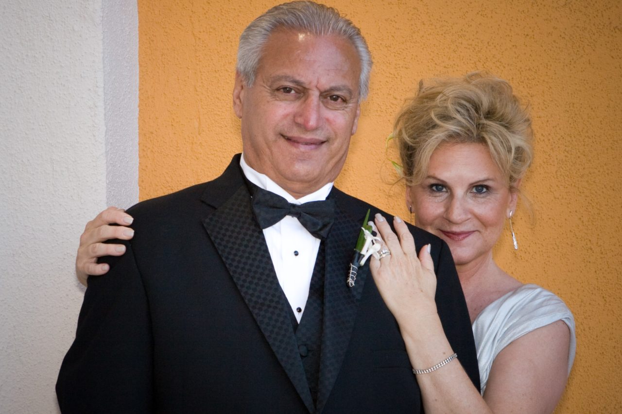 Helene and Zaf
