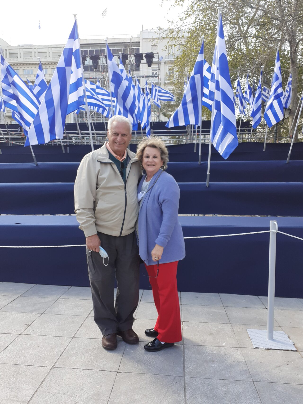 Greece on Indpendence Day