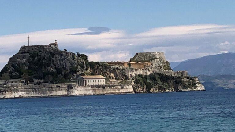 Photo of CORFU Fort