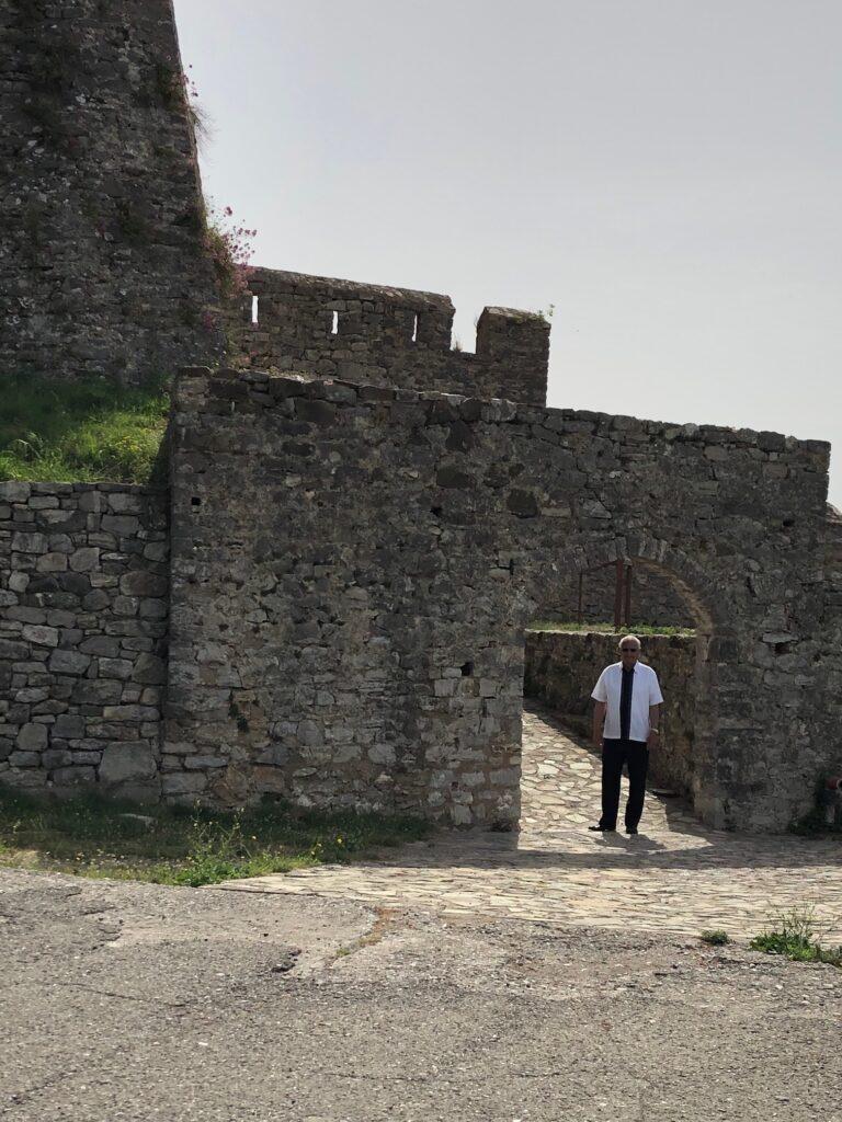 Venetian Castle in Greece