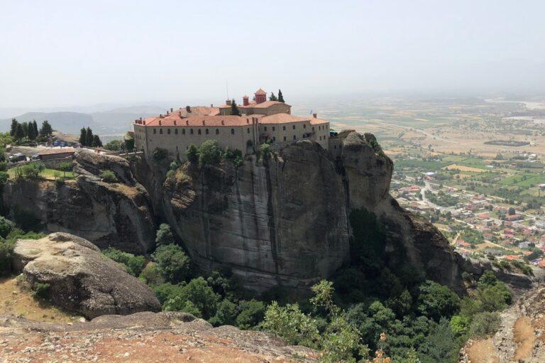 Monastery Folklore from Meteora