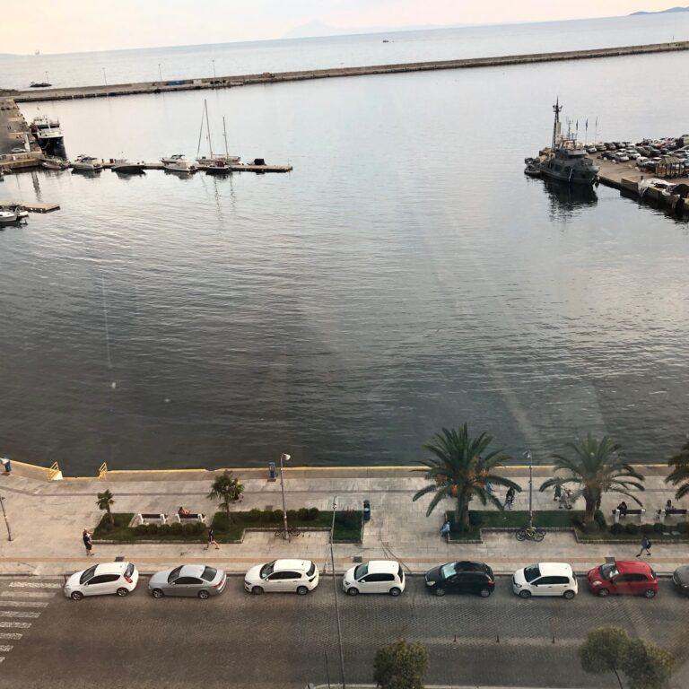 Evia Greece Pier