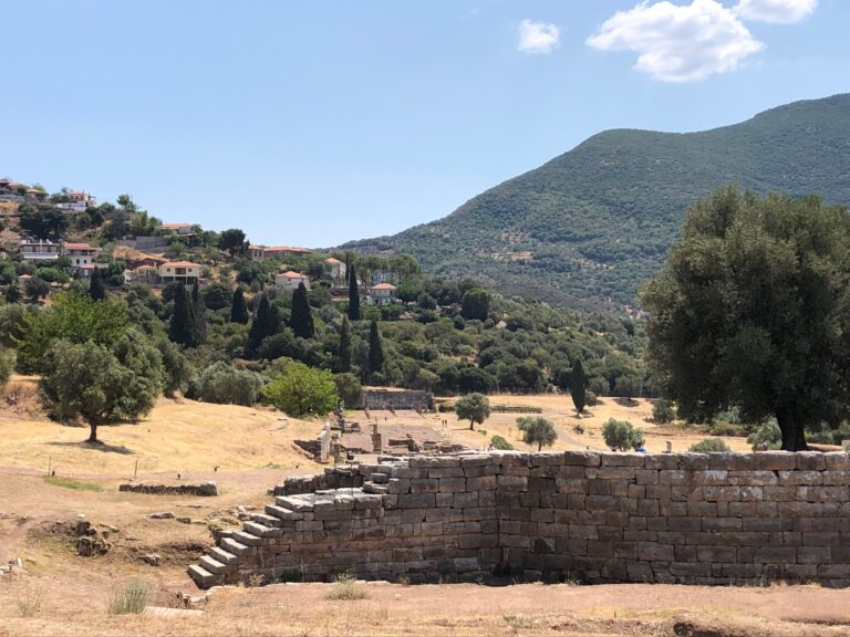 Photograph of Ancient Messini
